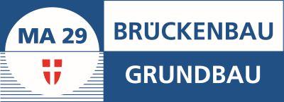 Logo der MA 29 Brückenbau Grundbau in Wien