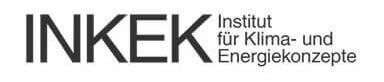 Logo der Firma INKEK, Institut für Klima- und Energiekonzepte